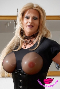 oversized realistic silicone breastforms crossdress prothesis